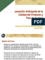 21788148 Presentacion Planeacion de La Calidad APQP y Metodologia