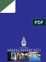 Boz Annual Report 2011