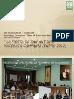 Fiesta de San Antonio - Ies Trassierra