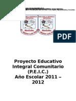 E.B.E Dr. Néstor Luis Pérez R-1