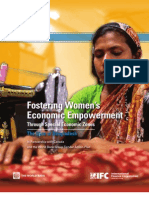 Fostering Women's Empowerment Through Special Economic Zones - Bangladesh