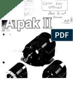Alpak Induction Motors