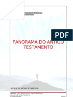 (04) Panorama Do Antigo Testamento