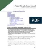 Epson Driver Linux- Cum Se Instaleaza