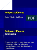 Polipos de Colon