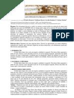 Modelo de Artigo Connepi 2012