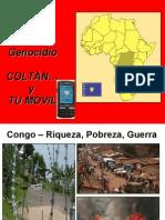 Coltan en El Congo