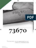 Colección Testimonios de la Discriminación. 1. 73670