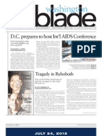 Washingtonblade.com - Volume 44, Issue 27 - July 13, 2012