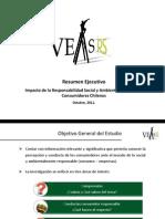 Impacto de la Responsabilidad Social y Ambiental (RSA) en los Consumidores Chilenos (2011)