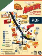Artscape 2012 Map 1