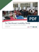Far Northeast Livability Study 2011