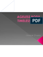 Ageless Body Timeless Mind Deepak Chopra
