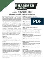 FAQ CG