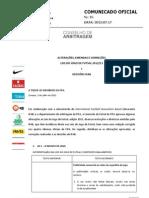 Alterações às Leis de Jogo de Futsal - Época 2012
