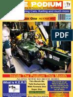 July 2012 Issue 1 the Podium PDF