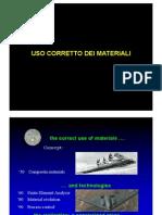 Corso Prof. Aversa Scienza e Tecnologia Dei Materiali