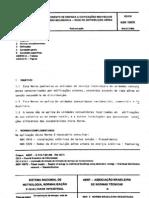 NBR 10676 PB 1377 - Fornecimento de Energia a Edificacoes Individuais Em Tensao Secundaria - Rede de Distribuicao Aerea