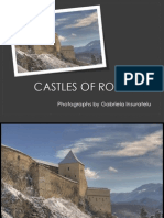 Castles from Romania