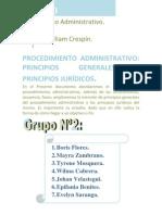 Procedimiento Administrativo Terminado