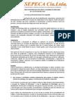 Informe Curso de Metrologia Insepeca Julio 2012