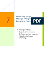 7 Advtg Message Strategy
