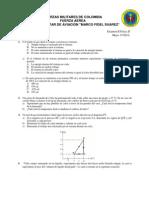 Examen II Fisica II EMAVI 2012 I