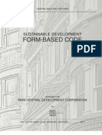 CWE Midtown Sustainable Development Form Based Code - St. Louis, MO DRAFT