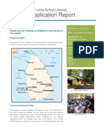 Sri Lanka - Tim Ferriss - Room to Read