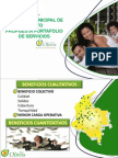 Portafolio de Servicios Los Olivos