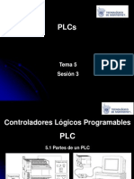 Automatizacion de Sistemas de Manufactura Sesion 3 PLC Horner
