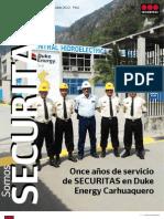 Revista Somos Securitas 21