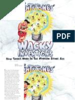 The Flintstones' Wacky Inventions