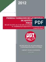 Cir 133-12 Bis Primera Valoracion Medidas 13 Julio 2012 (16!7!12)