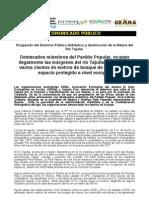 NOTA DE PRENSA Tajuña-Carabaña_logos