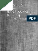 Rudolf Steiner - Mystics of the Renaissance