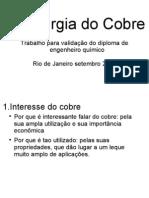 Diapos Metalurgia Cobre