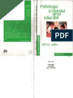 Alfred Adler - Psihologia Scolarului Greu Educabil