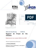 Rapport PFE GPAO