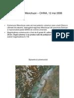 Cutremur Wenchuan