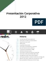 RedIT Presentation SPANISH 2012