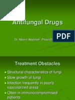 Antifungals 2011
