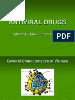 Antivirals Updated