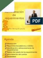 10-Administración de Requisitos