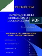 Mdulo v Vd Importancia de La Epidemiologia Para La Gerencia