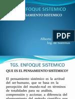Teoria General de Sistema Enfoque Sistemico