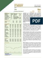 Dayang Company Update - 20120427