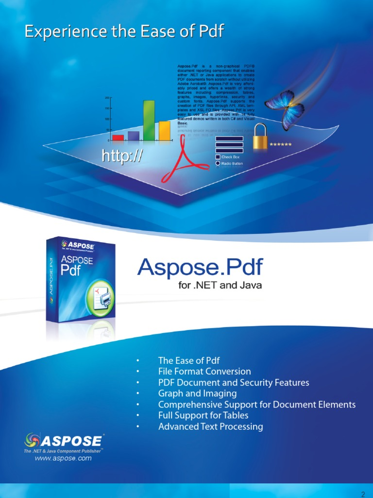 Aspose.pdf.kit For .net