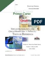 Curso de Simulacion CircuitMaker 2000 y PsPice