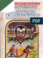 17 - El Expreso de Los Vampiros